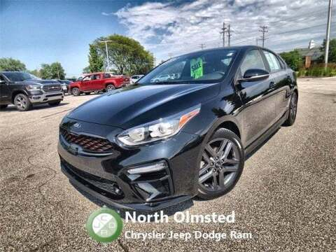 2020 Kia Forte for sale at North Olmsted Chrysler Jeep Dodge Ram in North Olmsted OH