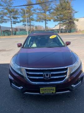 2013 Honda Crosstour for sale at Hartford Auto Center in Hartford CT