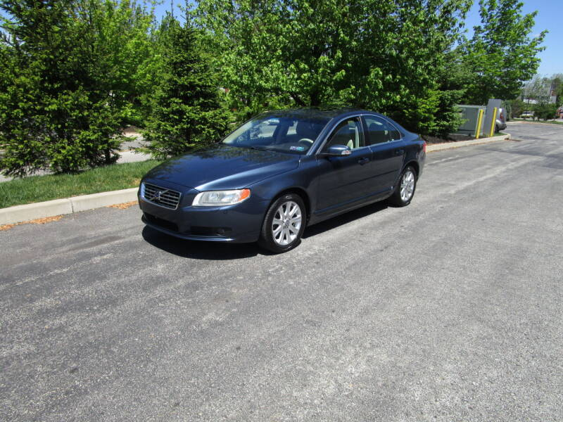 2009 Volvo S80 for sale at Ridge Pike Auto Sales in Norristown PA