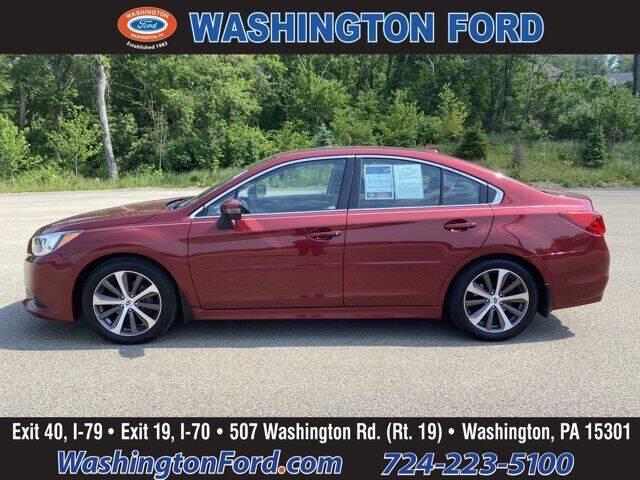 2017 Subaru Legacy for sale in Washington, PA