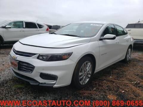 2018 Chevrolet Malibu for sale at East Coast Auto Source Inc. in Bedford VA