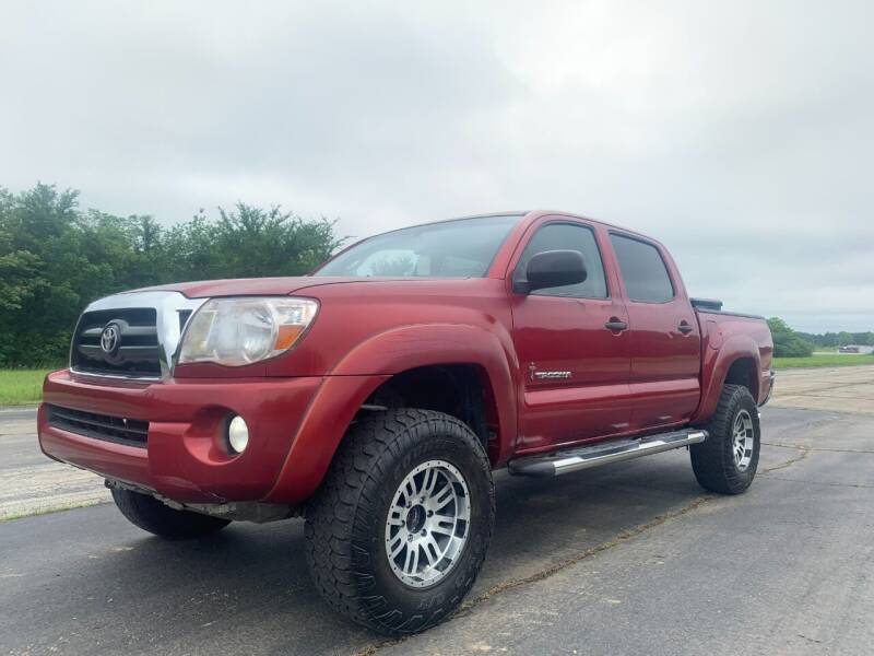 2008 Toyota Tacoma for sale at Crawley Motor Co in Parsons TN
