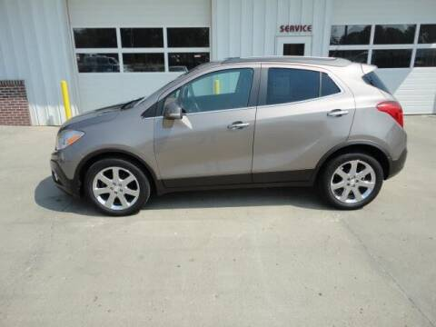 2014 Buick Encore for sale at Quality Motors Inc in Vermillion SD