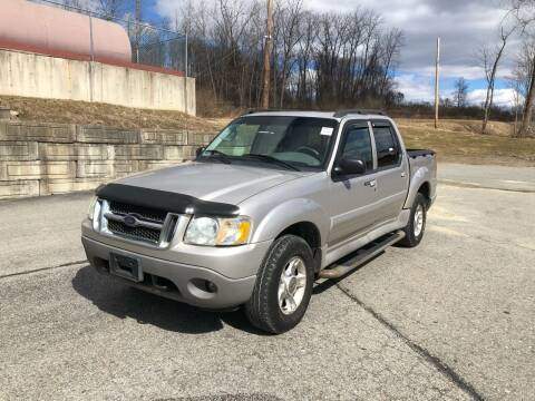 2003 Ford Explorer Sport Trac for sale at Putnam Auto Sales Inc in Carmel NY