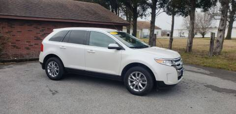 2013 Ford Edge for sale at Elite Auto Sales in Herrin IL