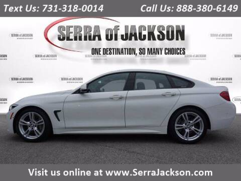 2018 BMW 4 Series for sale at Serra Of Jackson in Jackson TN