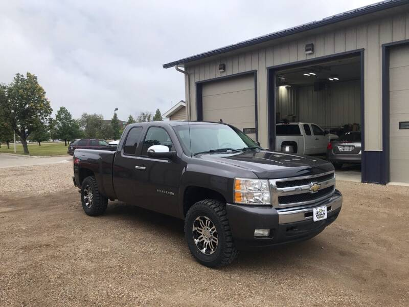 2011 Chevrolet Silverado 1500 for sale at Crown Motor Inc in Grand Forks ND