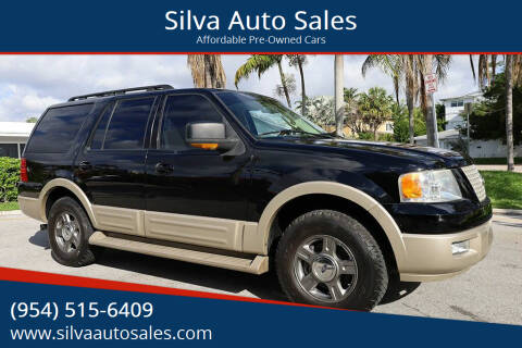 2006 Ford Expedition for sale at Silva Auto Sales in Pompano Beach FL