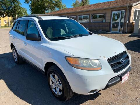 2009 Hyundai Santa Fe for sale at Truck City Inc in Des Moines IA