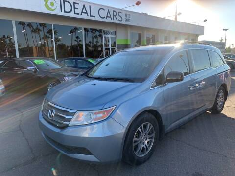 2011 Honda Odyssey for sale at Ideal Cars in Mesa AZ
