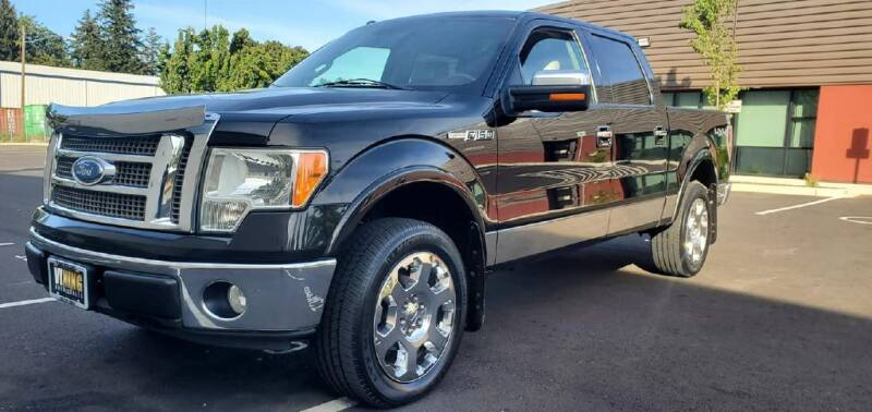 2009 Ford F-150 for sale at VIking Auto Sales LLC in Salem OR