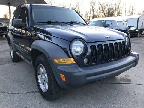 2006 Jeep Liberty for sale at King Louis Auto Sales in Louisville KY