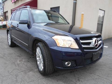 2012 Mercedes-Benz GLK for sale at AutoStar Norcross in Norcross GA