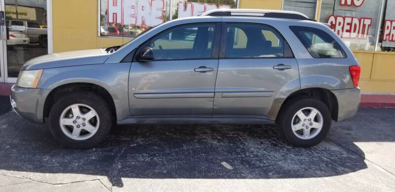 2006 Pontiac Torrent for sale at BSS AUTO SALES INC in Eustis FL