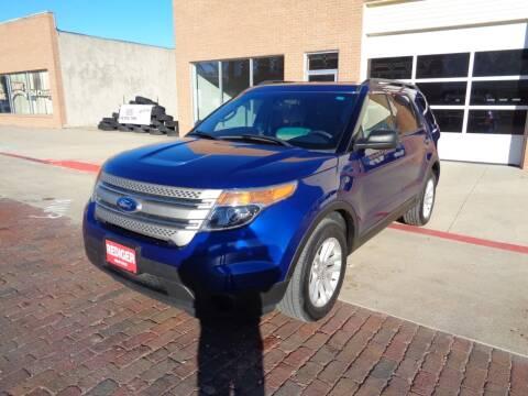 2015 Ford Explorer for sale at Rediger Automotive in Milford NE