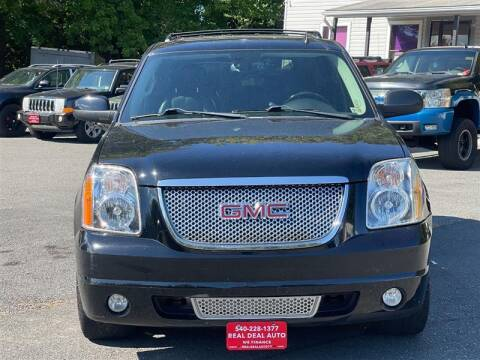 2008 GMC Yukon for sale at Real Deal Auto in King George VA