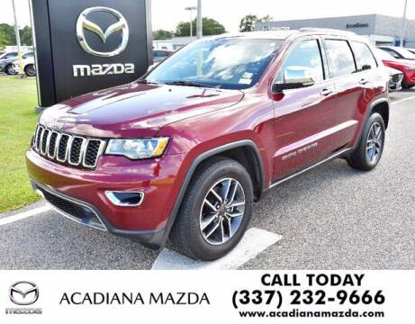 2019 Jeep Grand Cherokee for sale at Acadiana Automotive Group in Lafayette LA