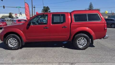 2014 Nissan Frontier for sale at Alvarez Auto Sales in Kennewick WA