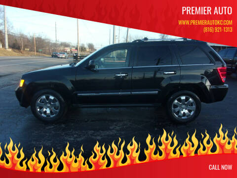 2010 Jeep Grand Cherokee for sale at Premier Auto in Independence MO