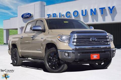 2019 Toyota Tundra for sale at TRI-COUNTY FORD in Mabank TX