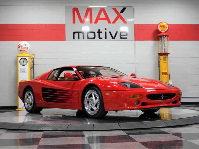 1995 Ferrari F512M for sale in Cheswick, PA