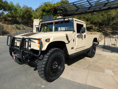 1992 AM General Hummer for sale at Milpas Motors in Santa Barbara CA