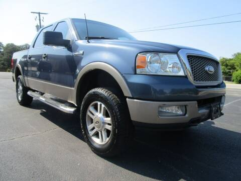 2005 Ford F-150 for sale at Thornhill Motor Company in Lake Worth TX