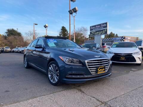 2015 Hyundai Genesis for sale at Save Auto Sales in Sacramento CA