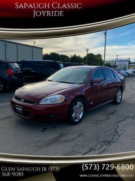 2009 Chevrolet Impala for sale at Sapaugh Classic Joyride in Salem MO