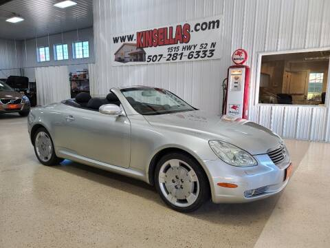 2002 Lexus SC 430 for sale at Kinsellas Auto Sales in Rochester MN