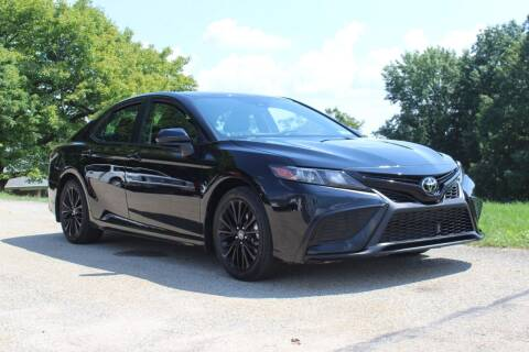 2021 Toyota Camry for sale at Harrison Auto Sales in Irwin PA