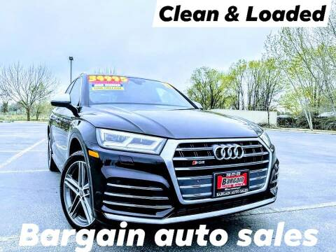 2018 Audi SQ5 for sale at Bargain Auto Sales LLC in Garden City ID