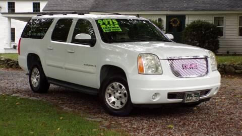 2007 GMC Yukon XL for sale at The Auto Barn in Berwick ME