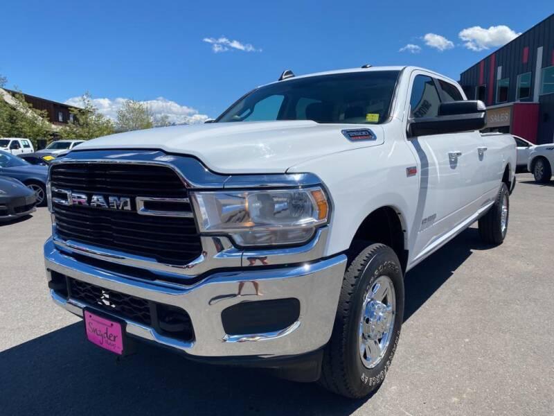 2019 RAM Ram Pickup 2500 for sale in Bozeman, MT