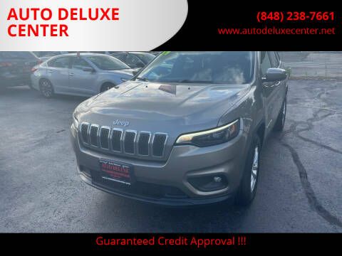 2019 Jeep Cherokee for sale at AUTO DELUXE CENTER in Toms River NJ