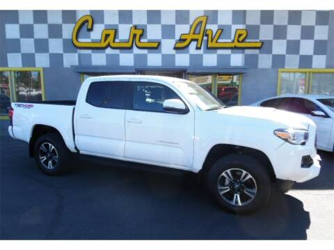 2019 Toyota Tacoma for sale at Car Ave in Fresno CA