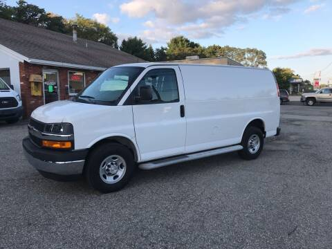 2019 Chevrolet Express Cargo for sale at J.W.P. Sales in Worcester MA