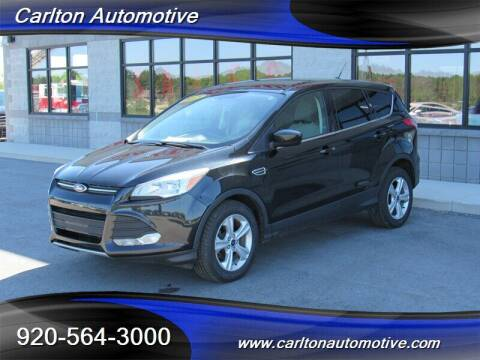 2015 Ford Escape for sale at Carlton Automotive Inc in Oostburg WI