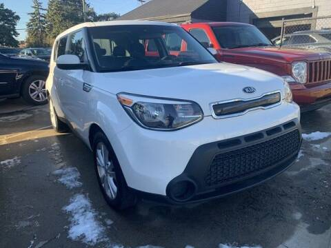 2015 Kia Soul for sale at Martell Auto Sales Inc in Warren MI