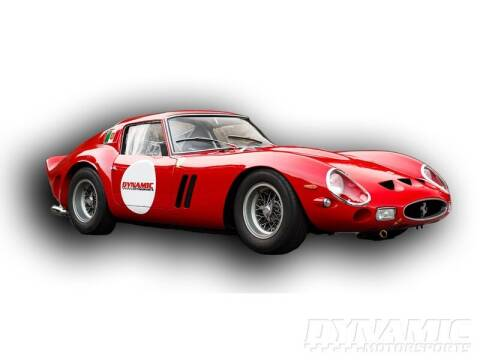 1963 Ferrari 250 GTO - Series 1 for sale at SW Dynamic Motorsports in Garland TX