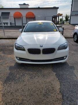 2013 BMW 5 Series for sale at Dependable Auto Sales in Montgomery AL