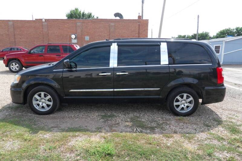 2012 Chrysler Town and Country for sale at Paris Fisher Auto Sales Inc. in Chadron NE