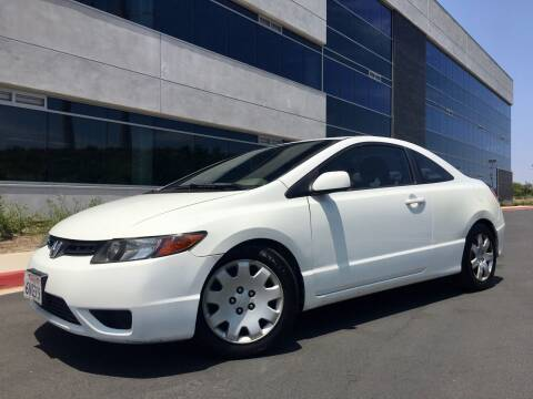 2008 Honda Civic for sale at San Diego Auto Solutions in Escondido CA