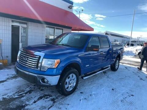 2012 Ford F-150 for sale at BORGMAN OF HOLLAND LLC in Holland MI