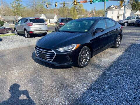 2017 Hyundai Elantra for sale at THE AUTOMOTIVE CONNECTION in Atkins VA