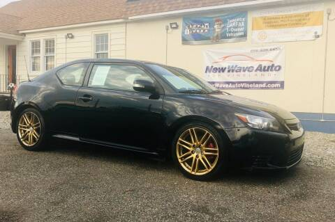 2012 Scion tC for sale at New Wave Auto of Vineland in Vineland NJ