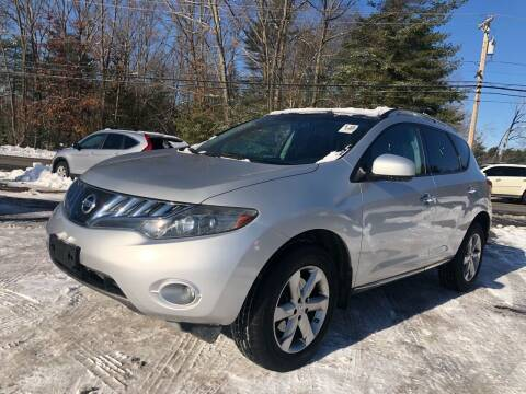 2009 Nissan Murano for sale at Royal Crest Motors in Haverhill MA