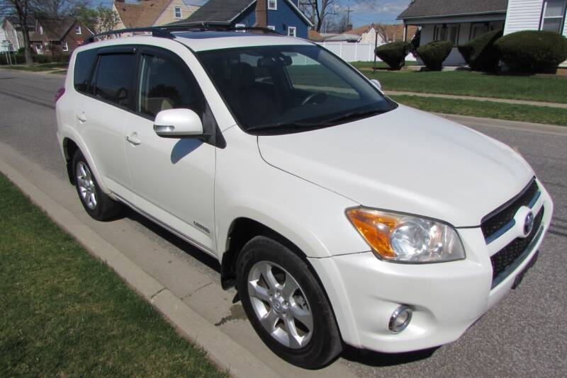 2010 Toyota RAV4 for sale at First Choice Automobile in Uniondale NY