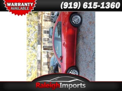 2009 Mitsubishi Galant for sale at Raleigh Imports in Raleigh NC