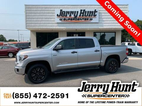 2018 Toyota Tundra for sale at Jerry Hunt Supercenter in Lexington NC